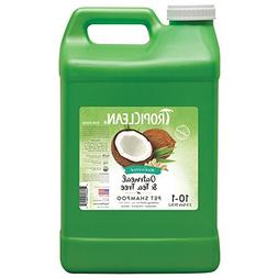 TropiClean Oatmeal & Tea Tree Medicated Pet Shampoo, 2.5 Gal