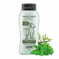 Wahl Odor Control Shampoo for Dogs & Pets - Eucalyptus & Spe