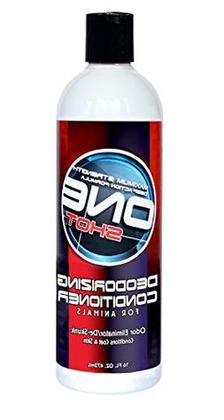 Best Shot Pet One Shot Deodorizing Conditioner, 16 oz