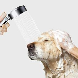 Paws of Mind All-in-One Shampoo & Rinse Shower Sprayer, Hand