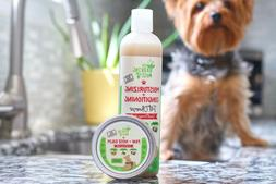 The Barking Muse Organic Dog Shampoo - Moisturizing + Condit