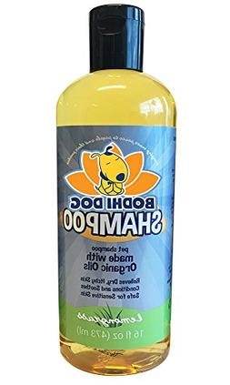 Organic Dog Shampoo | Soothing All Natural Hypoallergenic Pe