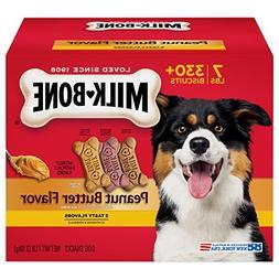 Milk-Bone Peanut Butter Flavor Dog Treats Variety Pack Small