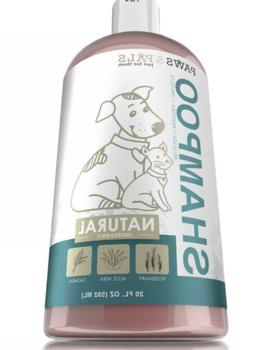 Pet Argan Oil Shampoo Conditioner for Dog Cat Tearless Moist