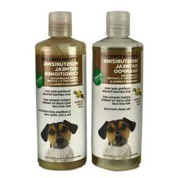 Pet Care No Harsh Chemical Moisturizing Oatmeal Dog Shampoo