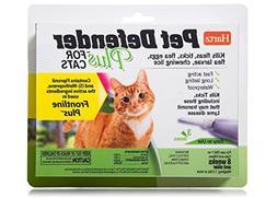 Hartz Pet Defender Plus Topical Flea & Tick Prevention for C