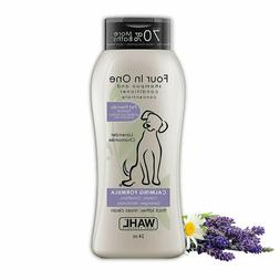 Wahl Pet/Dog 4-In-1 Lavendar Chamomile Shampoo And Condition
