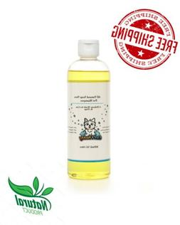 Dog  and Cat All Natural Plant Based Shampoo For Sensitive S
