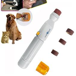 FakeFace Pet Dog Cat Professional Automatic Claw Nail Groomi