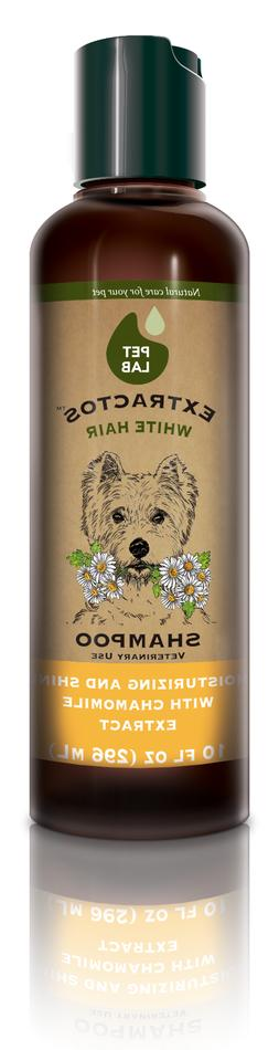 Pet Dog Shampoo Kit  White Hair Shampoo + Conditioner + Dry