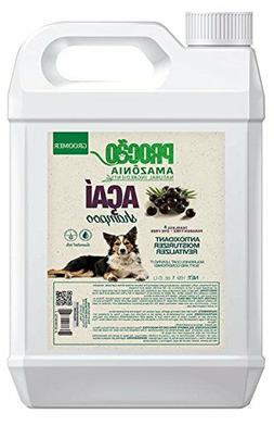 PROCÃO Pet Shampoo - Dog Shampoo - Scent: Acai - 1 Gallon -