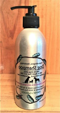 Pet Shampoo-Dogs, Cats, Rabbits-Soothes Conditions Coat-Hypo