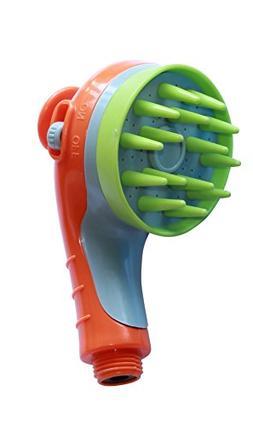Whalek Pet Shower Sprayer , Handheld Shower Head & Bathing M