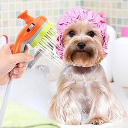 Pawaboo Pet Shower Sprayer, Multi-functional Handheld Pet Gr