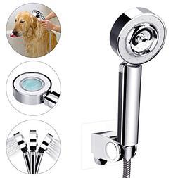Pet Shower Head, Dog Handheld Shower Sprayer Anti-slip High