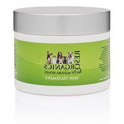 ResQ Organics Pet Skin Treatment 2oz - Effective Hot Spots,