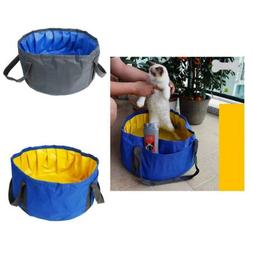 Portable Foldable Dog Cat Bathing Tub Dog Supplies Grooming