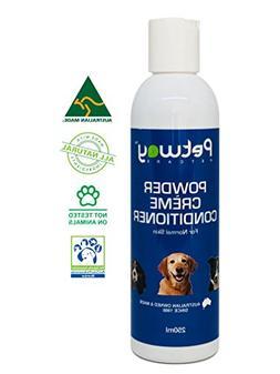 Petway Petcare Powder Creme Conditioner - Pet Hair Coat Cond