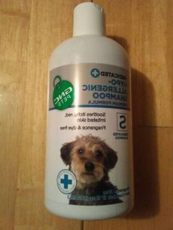 GNC PREMIUM MEDICATED HYPO-ALLERGENIC DOG SHAMPOO SOOTHES IT