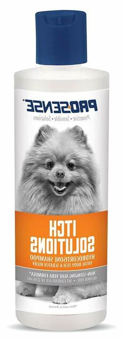 Pro-Sense Dogs Itch Relief Hydrocortisone Shampoo And Skin I