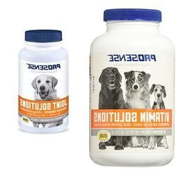 Pro-Sense Healthy Pup Vitamin + Joint Solutions with Glucosa