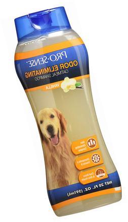 Pro-Sense Oatmeal Shampoo, Vanilla Scent, 20-Ounce
