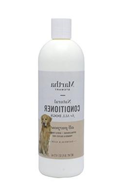 Martha Stewart All-Purpose Conditioner for Dogs with Oatmeal