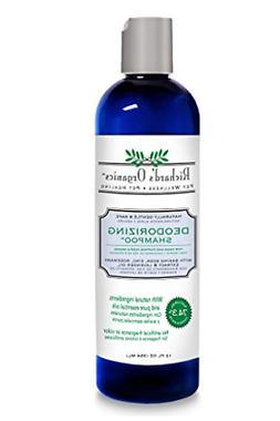 SynergyLabs Richard's Organics Deodorizing Shampoo with Baki