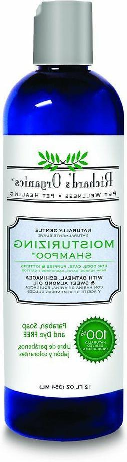 Richard's Organics Moisturizing Shampoo for Dogs – With