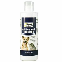 Rid Fleas and Ticks Kills 18 oz Shampoo Hartz Oatmeal Dog Pe