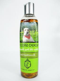Rosemary Essential Oil + Olive Oil Hair Loss Dog Shampoo 8oz