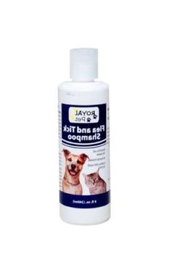 Pyara Paws Royal Pet Flea and Tick Shampoo