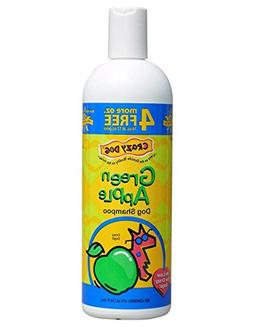 Scented Pet Shampoo Crazy Dog 12 Ounce Pet Cleanser Wash - C