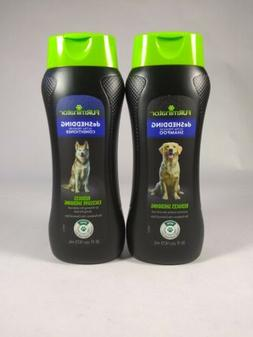 set dog deshedding shampoo and conditioner 16