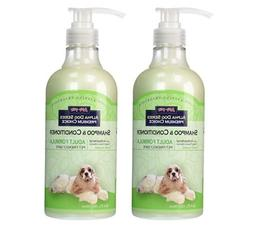 Alpha Dog Series - Adult Shampoo & Conditioner