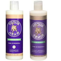 Cloud Star Shampoo and Conditioner Lavender & Mint Combo Pac
