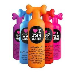 Pet Head Shampoo for Dog Puppy Long Curly Coat Itchy Skin So