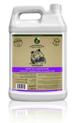 Shampoo for Long Hair Dog Comfray 1 Gal  PetLab Extractos