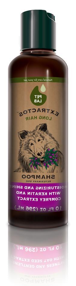 Shampoo for Long Hair Dog Comfrey 10 Fl oz  PetLab Extractos