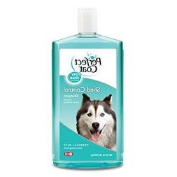 Perfect Coat Shed Control Shampoo for Dogs, 32 Ounce Bottle,