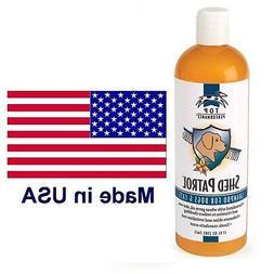 SHED PATROL DeShedding DOG CAT Shampoo*REDUCES SHEDDING*Conc