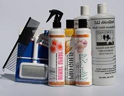 Shetland Sheepdog Coat Care Grooming Kit FREE BONUS