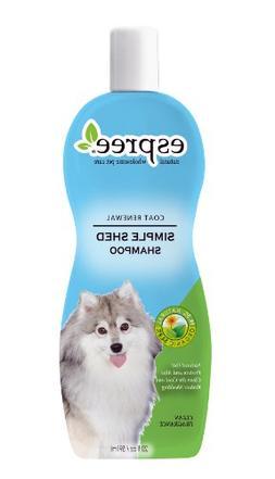 Espree Simple Shed Dog DeShedding Shampoo, 12oz