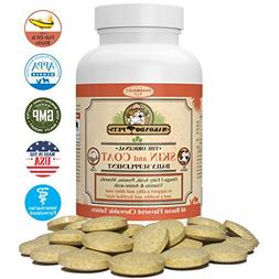 Skin and Coat Supplement for Dogs and Cats - Fish Oil for Do