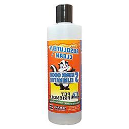 Absolutely Clean Skunk Odor Eliminator - Often Works in One