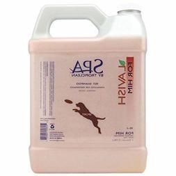 Tropiclean SPA For Him Pet Shampoo, 1 Gallon