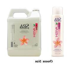 Spa Pure Lavish Soap Free Hypo Allergenic Tearless 16 oz or