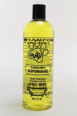 Sulfate Free & Hypoallergenic Pineapple Aromatherapy Shampoo