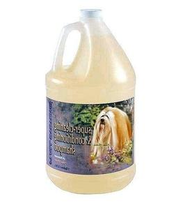 #1 All Systems Super Cleaning & Conditioning Pet Shampoo Con