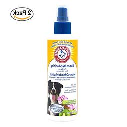 Arm & Hammer Super Deodorizing Spray for Dogs | Best Odor El